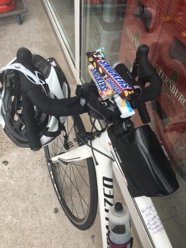 Weiße Schokolade geht immer