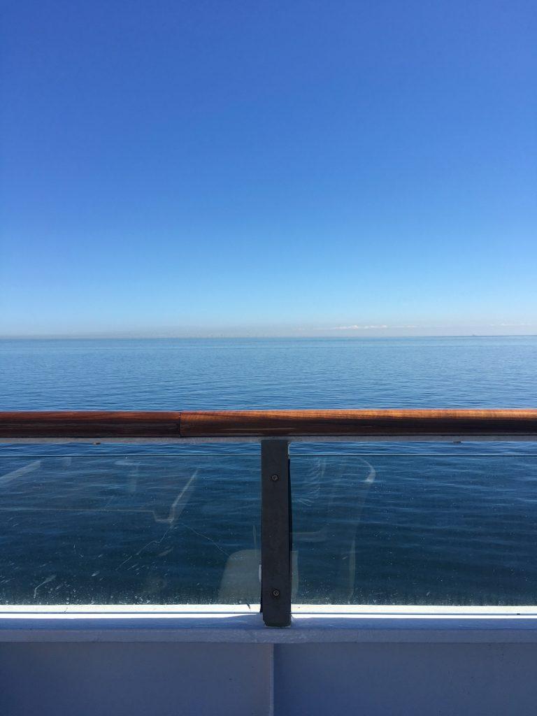 Vätternrundan 2017 Anreise mit dem Boot