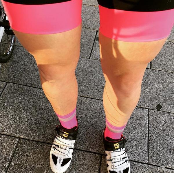 Rennradhose für Frauen - brauche ich als Anfänger eine Hose mit Polster?