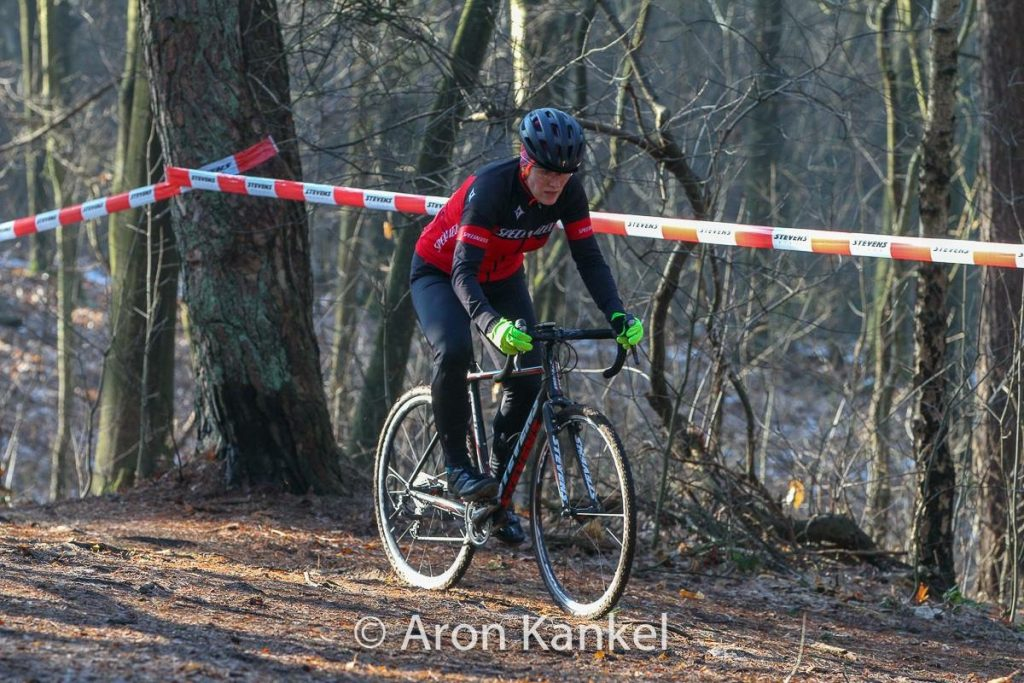Volle Konzentration beim Stevens Cyclocrosscup in Buchholz