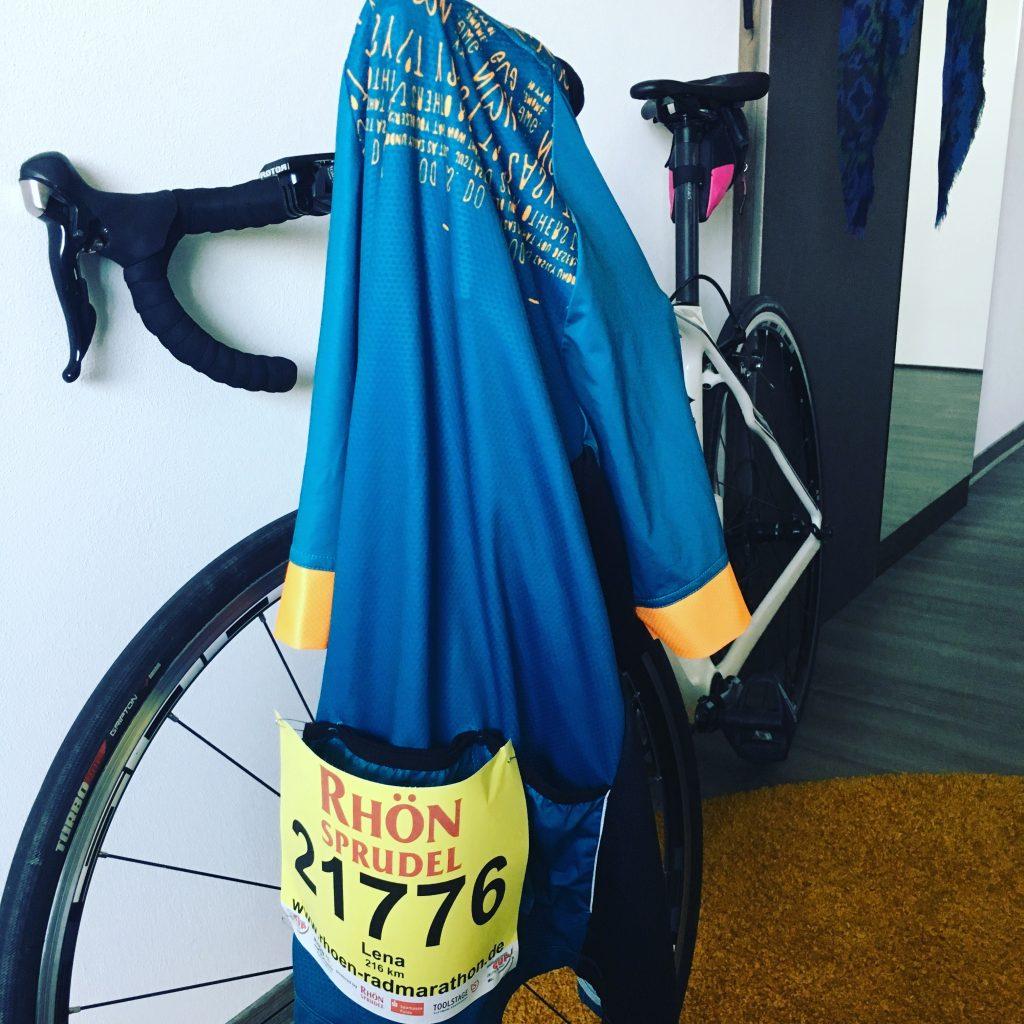 Zum Radmarathon in Bimbach gilt es einiges Vorzubereiten