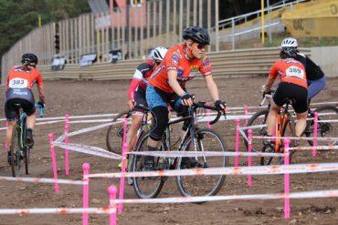 Lena auf dem Stevens Cyclocross Cup Mölln 2018