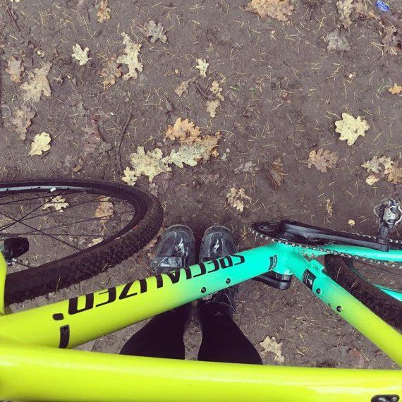 Cyclocrossrennen in Elmshorn mit dem neuen CruX im Test