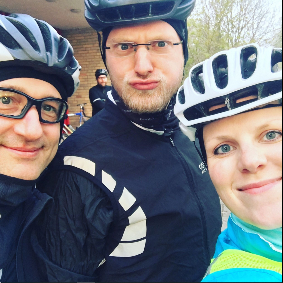 300km Brevet – Langstrecke mit dem Rennrad in Hamburg
