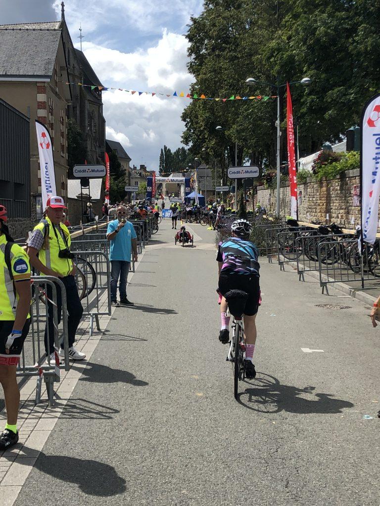 Villaines-la-Juhel empfängt die Teilnehmer von Paris-Brest-Paris