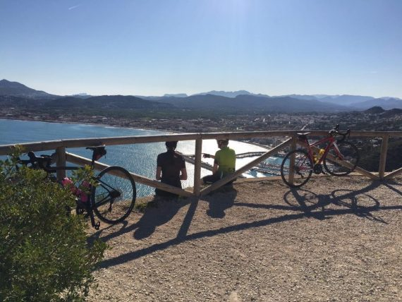 Trainingslager Costa Blanca