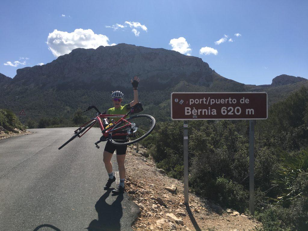 Trainingslag er Costa Blanca