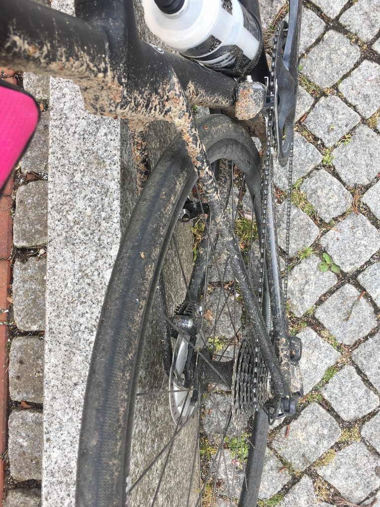 Specialized Roubaix Comp im Test im Regen