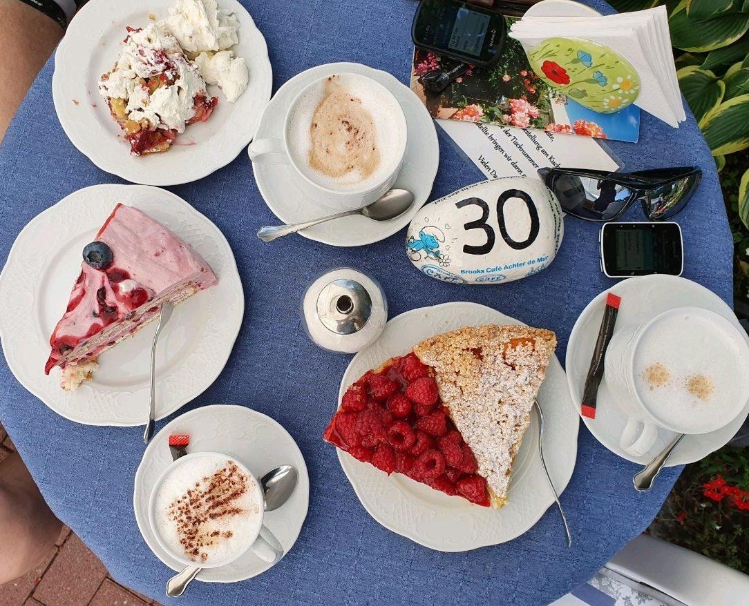 Brooks Cafe Achter de Mur Bosau